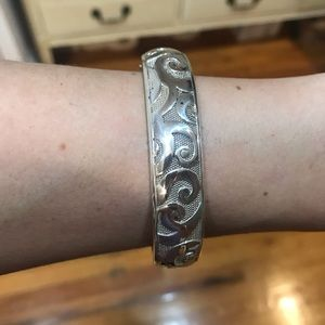 Brighton Silver Bracelet - NEW